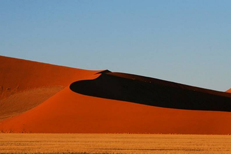 April Gornik, Red Dune (from the portfolio America: Now + Here) 2007, Digital C-print