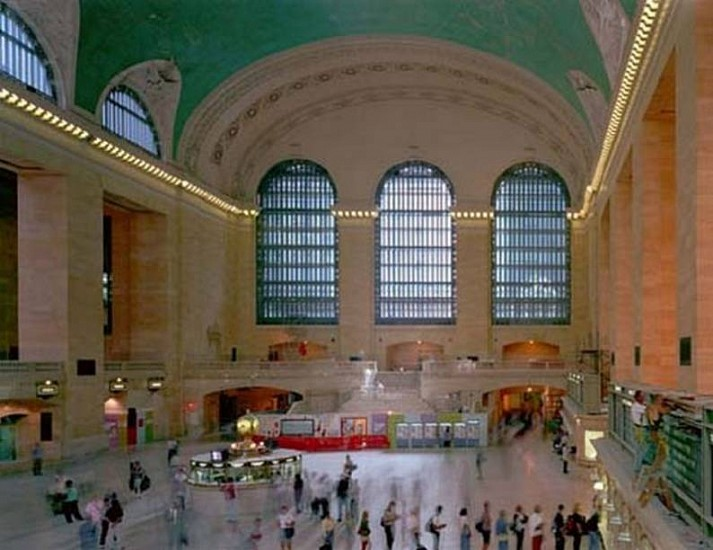 Robert Polidori, Grand Central 1998, Fujicolor crystal archive print