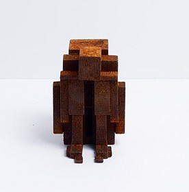 Antony Gormley, MEME CXII 2010, Cast iron
