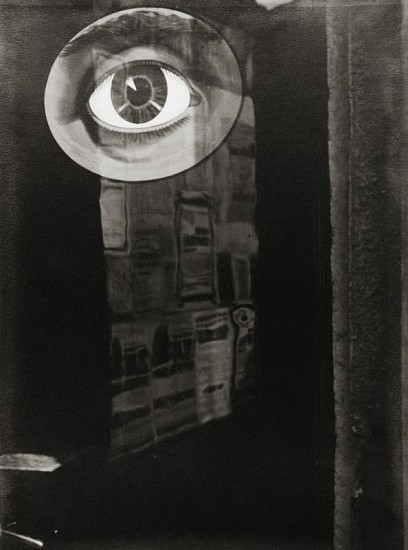"Jaromir Funke, Z cyklu ""Cas trva"" (From the Time Endures Cycle) 1932; printed 1943, Gelatin silver print (black & white)"