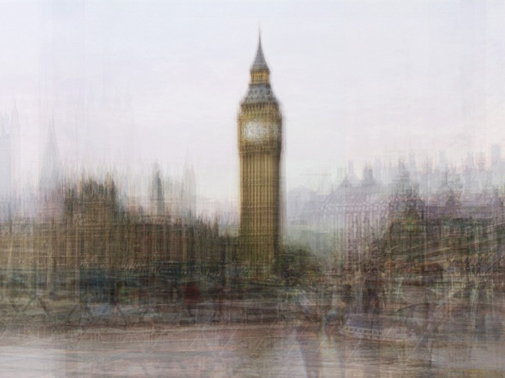 Corinne Vionnet, London 2006; printed 2014, Photographic pigment print