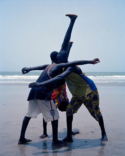 Viviane Sassen, Anansi 2007; printed 2017, Chromogenic print (color)