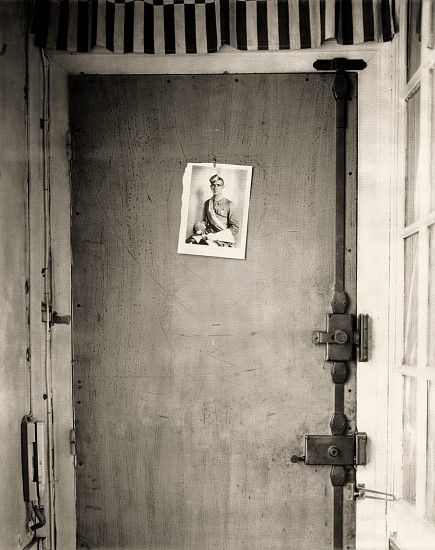 Paolo Roversi, Door, Paris 2002; printed 2006, Chromogenic print